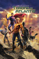 Poster of Justice League: Throne of Atlantis