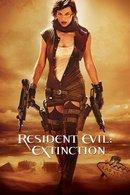 Poster of Resident Evil: Extinction