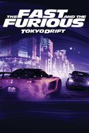 Poster of The Fast and the Furious: Tokyo Drift