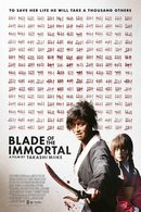 Poster of Blade of the Immortal