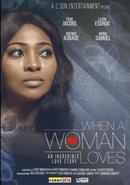 Poster of When a Woman Loves