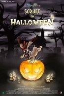 Poster of Scruff's Halloween