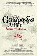 Poster of The Galapagos Affair: Satan Came to Eden