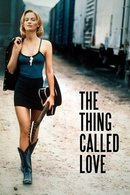 Poster of The Thing Called Love