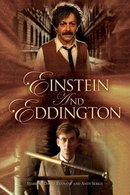 Poster of Einstein and Eddington