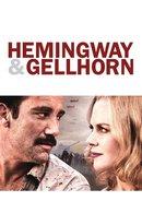 Poster of Hemingway & Gellhorn