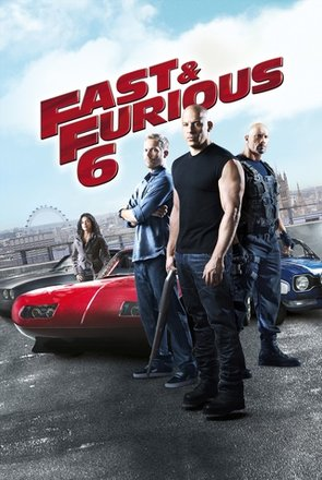 Picture of Fast & Furious 6