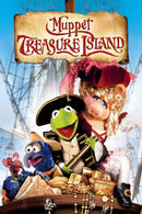 Poster of Muppet Treasure Island