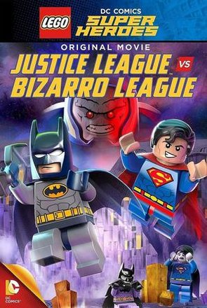 Picture of LEGO Justice League vs. Bizarro League