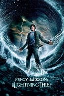 Poster of Percy Jackson & the Olympians: The Lightning Thief