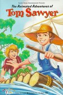 Poster of The Animated Adventures of Tom Sawyer
