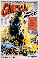 Poster of Godzilla, King of the Monsters!