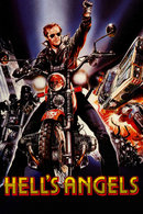 Poster of Hells Angels on Wheels