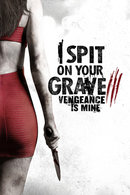 Poster of I Spit on Your Grave III: Vengeance is Mine