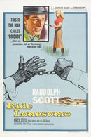 Poster of Ride Lonesome