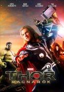 Poster of Thor: Ragnarok