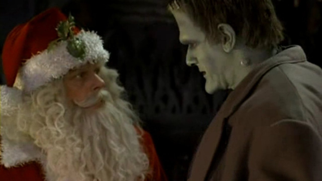 The Munsters' Scary Little Christmas | Review & Trailer | Fried ...