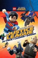LEGO: DC Super Hero:Justice League:Attack of the Legion of Doom!