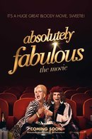 Poster of Absolutely Fabulous: The Movie