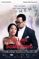Poster of Tell Me Sweet Something