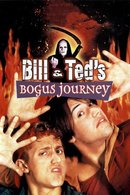 Poster of Bill & Ted's Bogus Journey