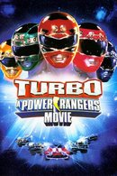 Poster of Turbo: A Power Rangers Movie