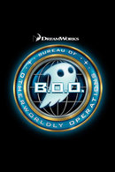 Poster of B.O.O.: Bureau of Otherworldly Operations
