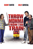 Poster of Throw Momma from the Train