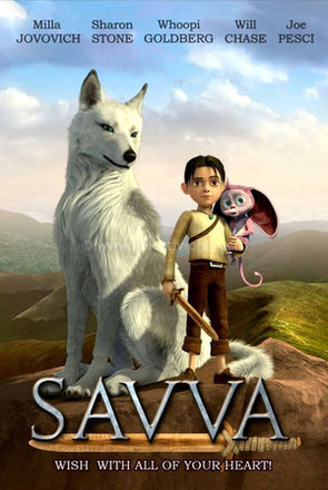 Picture of Savva. Heart of the Warrior