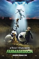 Poster of A Shaun the Sheep Movie: Farmageddon