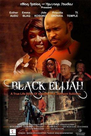 Picture of Black Elijah