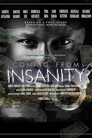 Picture of Coming from Insanity