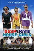 Poster of Desperate House Girls