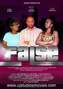Poster of False
