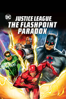 Poster of DCU: Justice League: The Flashpoint Paradox