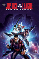 Poster of DCU: Justice League: Gods and Monsters