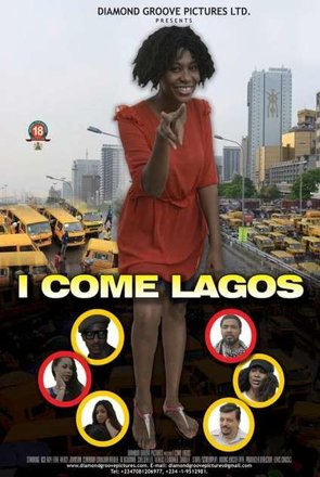 Picture of I Come Lagos