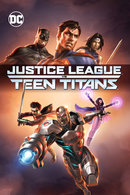 Poster of DCU: Justice League vs. Teen Titans