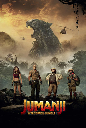 Picture of Jumanji: Welcome to the Jungle