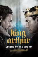 Poster of King Arthur: Legend of the Sword