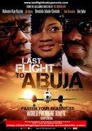 Poster of Last Flight to Abuja