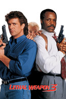 Poster of Lethal Weapon 3