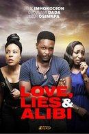 Poster of Love, Lies & Alibi