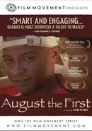 Poster of August the First