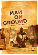 Poster of Man on Ground