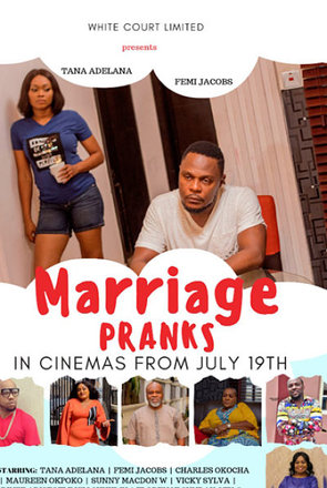 Picture of Marriage Pranks