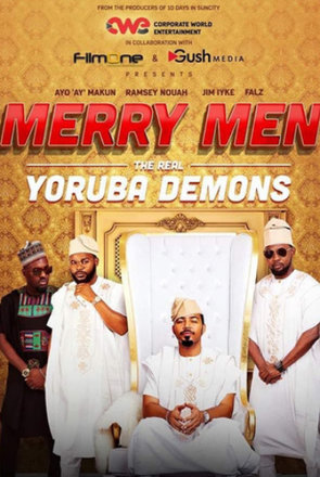 Picture of Merry Men: The Real Yoruba Demons