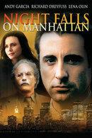 Poster of Night Falls on Manhattan