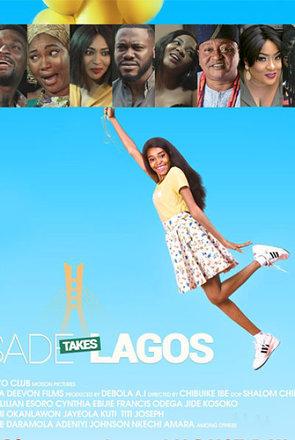 Picture of Sade takes Lagos