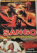 Poster of Sangó: The Legendary African King